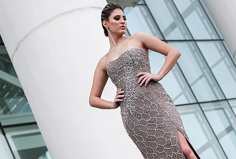 Vestido Moda Festa - Hipnose Alta Costura e Spa para Noivas e Noivos - Campinas - SP - Hipnose Alta Costura e Spa para Noivas e Noivos - Campinas - SP